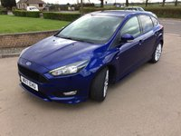 USED 2017 17 FORD FOCUS 1.5 ST-LINE TDCI 5d AUTO 118 BHP