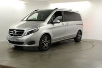 2016 MERCEDES-BENZ V CLASS 2.1 V250 BLUETEC SPORT 5d AUTO 188 BHP £34994.00