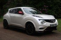2013 NISSAN JUKE 1.6 NISMO DIG-T 5d AUTO 200 BHP £SOLD