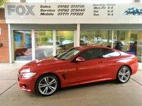 2014 BMW 4 SERIES 2.0 420D XDRIVE M SPORT 2d 181 BHP £17475.00