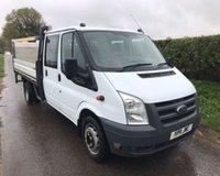 2011 FORD TRANSIT 350 E/F DRW £6995.00
