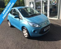 USED 2010 10 FORD KA 1.2 STYLE PLUS THIS VEHICLE IS AT SITE 1 - TO VIEW CALL US ON 01903 892224