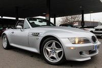 USED 2000 W BMW Z SERIES 3.2 M ROADSTER 2d 321 BHP