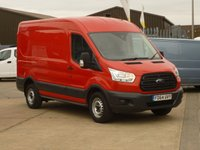 2015 FORD TRANSIT 2.2 TDCi T350  Medium / Medium 125 BHP £9495.00