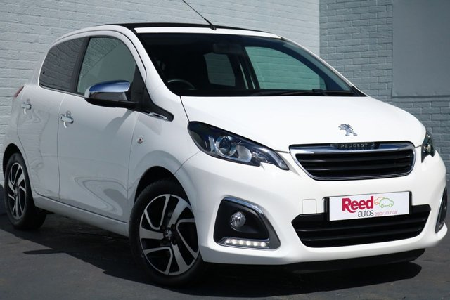 View our PEUGEOT 108