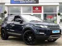 2012 LAND ROVER RANGE ROVER EVOQUE 2.2 SD4 PURE TECH 5d 190 BHP £18995.00