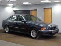 USED 2000 BMW 5 SERIES 2.0 520I SE 4d AUTO 148 BHP