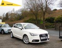 2013 AUDI A1 1.6 TDI SPORT 3d 103 BHP £8490.00