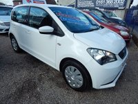 USED 2013 13 SEAT MII 1.0 S A/C 5d 59 BHP AIR CONDITIONING, LOW INSURANCE, CHEAP ROAD TAX,