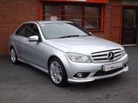 2009 MERCEDES-BENZ C CLASS 2.1 C220 CDI SPORT 4d AUTO 168 BHP £6749.00