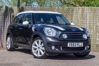 2013 MINI COUNTRYMAN 1.6 COOPER D ALL4 5d 112 BHP £9750.00