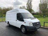 2010 FORD TRANSIT 115 T350L RWD £3850.00