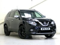 2016 NISSAN X-TRAIL 1.6 DCI TEKNA STYLE EDITION XTRONIC 5d AUTO 130 BHP [7 SEATS] £18387.00