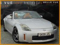 2009 NISSAN 350 Z 3.5 GT V6 ROADSTER 2d 297 BHP £9995.00