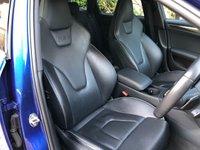 USED 2015 15 AUDI RS4 AVANT 4.2 RS4 AVANT FSI QUATTRO 5d AUTO 450 BHP