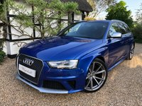 2015 AUDI RS4 AVANT