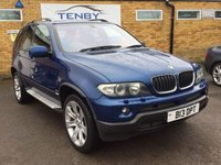 USED 2006 BMW X5 3.0 D SPORT EDITION 5d AUTO 215 BHP