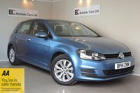2014 VOLKSWAGEN GOLF 2.0 SE TDI BLUEMOTION TECHNOLOGY 5d 148 BHP £9595.00