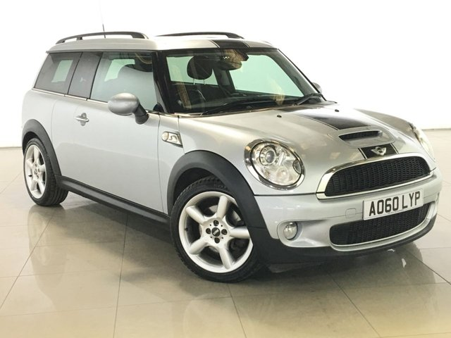 View our 2010 60 MINI CLUBMAN 1.6 COOPER S 5d 184 BHP