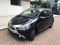 2014 TOYOTA AYGO 1.0 VVT-I X-CLUSIV X-SHIFT 5d AUTO 69 BHP £6990.00