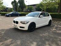 2012 BMW 1 SERIES 1.6 116I SE 5d 135 BHP £SOLD