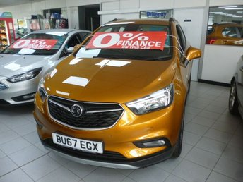 View our VAUXHALL MOKKA X