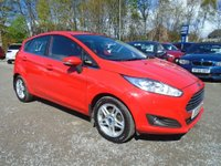 2013 FORD FIESTA 1.0 EcoBoost Zetec (s/s) 5dr £5995.00
