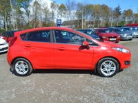USED 2013 13 FORD FIESTA 1.0 EcoBoost Zetec (s/s) 5dr **free road tax **