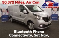 USED 2015 15 RENAULT TRAFIC SPORT ENERGY 1.6 SL27 DCI  120 BHP 30,372 Miles, Sat Nav, Air Con,Alloys *Over The Phone Low Rate Finance Available*   *UK Delivery Can Also Be Arranged*           ___       Call us on 01709 866668 or Send us a Text on 07462 824433