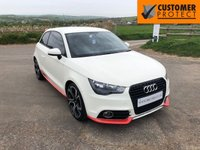 USED 2011 61 AUDI A1 1.6 TDI COMPETITION LINE 3d 105 BHP
