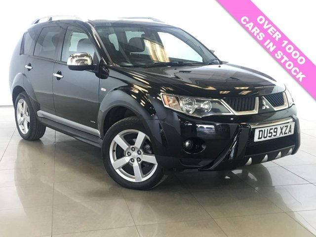View our 2009 59 MITSUBISHI OUTLANDER 2.0 INTENSE WARRIOR H-LINE DI-D 5d 139 BHP