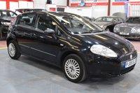 USED 2008 08 FIAT GRANDE PUNTO 1.2 ACTIVE 8V 5d 65 BHP