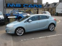 USED 2009 M VAUXHALL ASTRA 1.7 SE CDTI 5d 123 BHP ONLY 37000 MILES FROM NEW