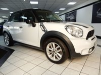 2013 MINI COUNTRYMAN 2.0 COOPER SD AUTO 141 BHP £10950.00