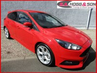 2015 FORD FOCUS 2.0 ST-2 TDCI 5dr 183 BHP LOCAL OWNER VEHICLE £14495.00