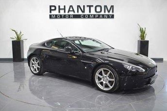 2006 ASTON MARTIN VANTAGE 4.3 V8 3d 380 BHP £29890.00