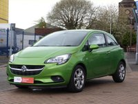 USED 2014 64 VAUXHALL CORSA 1.2 EXCITE AC 3d  HEATED SEATS ~ HEATED STEERING WHEEL ~ DAB ~ BLUETOOTH ~ WINTER PACK ~ FULL VAUXHALL HISTORY ~ CRUISE CONTROL