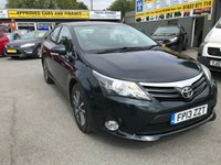 USED 2013 13 TOYOTA AVENSIS 2.0 D-4D ICON 4 DOOR 124 BHP IN METALLIC GREY WITH 67000 MILES (NEW CLUTCH AND FLYWHEEL AND TYRES) APPROVED CARS ARE PLEASED TO OFFER THIS  TOYOTA AVENSIS 2.0 D-4D ICON 4 DOOR 124 BHP IN METALLIC GREY WITH 67000 MILES IN IMMACULATE CONDITION INSIDE AND OUT WITH A GOOD SPEC INCLUDING SAT NAV ALLOYS AND AIR/CON WITH A DOCUMENTED SERVICE HISTORY (AND RECENTLY HAD NEW TYRES,CLUTCH AND FLYWHEEL)