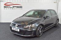 2014 VOLKSWAGEN GOLF 2.0 GTD DSG 5d AUTO 182 BHP £13995.00