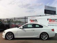 USED 2012 12 BMW 3 SERIES 2.0 320d M Sport 2dr FULL LEATHER+FULL MOT+HISTORY