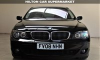 USED 2008 08 BMW 7 SERIES 3.0 730D SPORT 4d 228 BHP +  SAT NAV + AIR CON + SERVICE HISTORY +  LEATHER SEATS