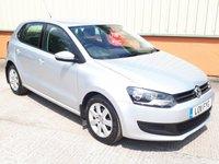 2011 VOLKSWAGEN POLO 1.4 SE DSG 5d AUTO 85 BHP £6995.00
