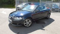 USED 2009 09 AUDI A3 2.0 TDI SPORT 2d 138 BHP CONVERTIBLE STUNNING CONVERTIBLE FOR THE SUMMER