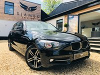 2014 BMW 1 SERIES 1.6 116I SPORT 5d 135 BHP £8990.00