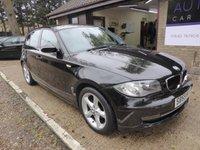 2009 BMW 1 SERIES 2.0 116I SPORT 5d 121 BHP
