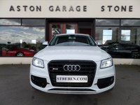 USED 2015 65 AUDI SQ5 3.0 SQ5 TDI QUATTRO AUTO 309 BHP *BLACK PACK * HUGE SPEC* ** HUGE SPECIFICATION **