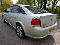 USED 2009 09 VAUXHALL VECTRA 1.9 EXCLUSIV CDTI 8V 5d 12 MONTH MOT
