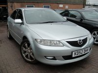 USED 2002 52 MAZDA 6 1.8 S 5d 120 BHP ANY PART EXCHANGE WELCOME, COUNTRY WIDE DELIVERY ARRANGED, HUGE SPEC