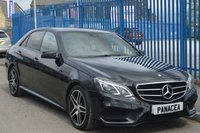2015 MERCEDES-BENZ E CLASS 2.1 E220 BLUETEC AMG NIGHT EDITION 4d AUTO 174 BHP £18795.00