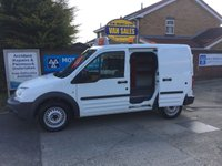 2011 FORD TRANSIT CONNECT 1.8 TDCI **DIRECT VIRGIN MEDIA CONTRACT**FITTED WITH A/C** £4595.00